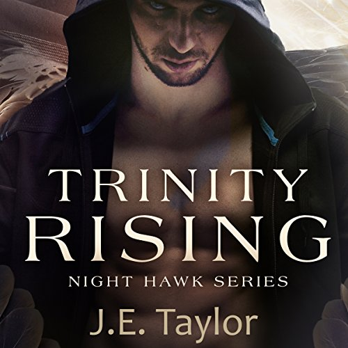 Trinity Rising audiobook cover art