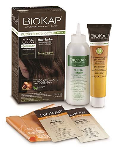 BIOKAP 10 min. Haarfarbe, 5.05 Haselnussbraun, 135 ml