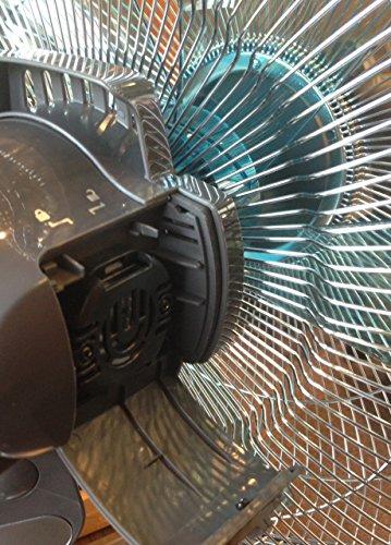 Tefal Essentiële bescherming tegen muggen 16 Inch voetstuk ventilator