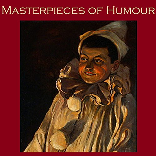Couverture de Masterpieces of Humour