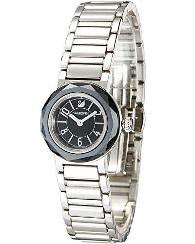 Swarovski 999969 - Reloj, Correa de Acero Inoxidable Color Gris
