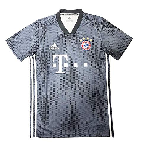 adidas Bayern Munich Youth Third Soccer Jersey 2018-19 (YXL)