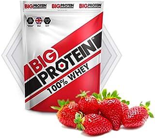 proteinas para masa muscular whey