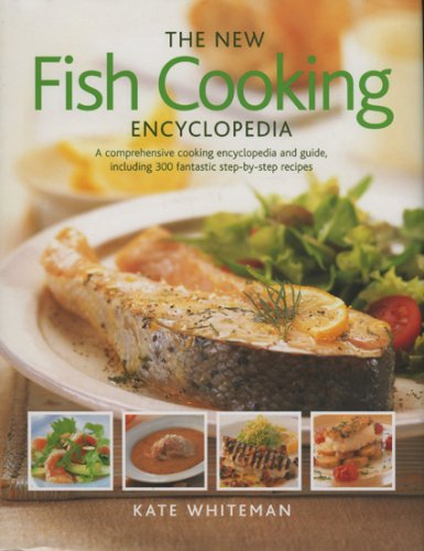 Image OfThe New Fish Cooking Encyclopedia