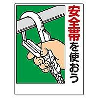335-07A 安全帯関係標識 安全帯を使おう