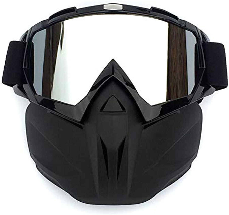 Exquisite Brille Glser Skibrille Schneebrille Snowboardbrille UV400 Antibeschlag Winddicht Skiausrüstung Skimaske Reitbrille