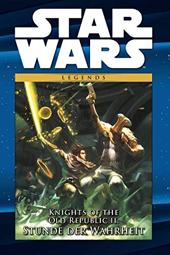 Star Wars Comic-Kollektion: Bd. 70: Knights of the Old Republic II: Stunde der Wahrheit
