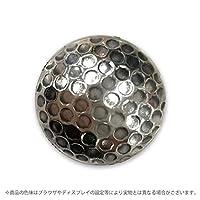 クラフト社 槌目コンチョ シルバー 17mm 1179-01