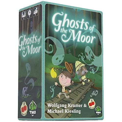2 Tomatoes Games Ghosts of The Moor (2Tomatoes 2TFG01)
