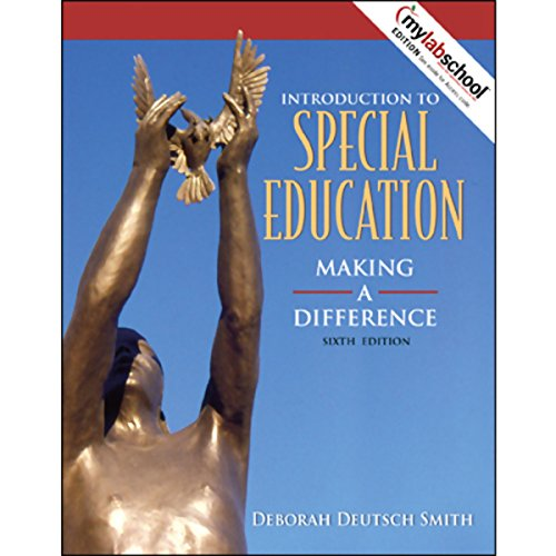 VangoNotes for Introduction to Special Education audiobook cover art