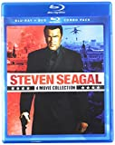 Steven Seagal 4-Film Collection [Blu-ray]