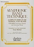 Symphonic Band Technique: Tenor Saxophone