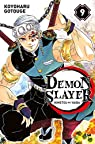 Demon slayer, tome 9 par Gotouge