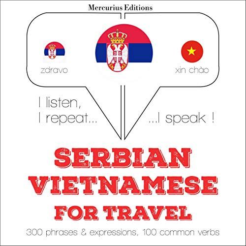 『Serbian - Vietnamese. For travel』のカバーアート