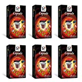 CUIDA TÉ - Infusión Cápsulas Nespresso, Té Frutos del Bosque, Compatibles con Máquinas Nespresso, 60 Cápsulas Forest Fruit