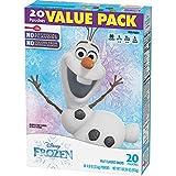Betty Crocker Fruit Flavored Snacks Disney Frozen, 20Count (Pack of 6)