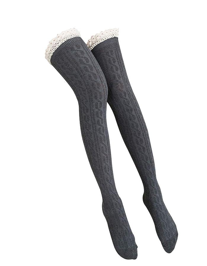 宝石囚人新しい意味オーバーニーソックス 美脚 着圧 スッキリ サイハイソックス ニーハイ ストッキング ロングソックス レディース 靴下 かわいい
