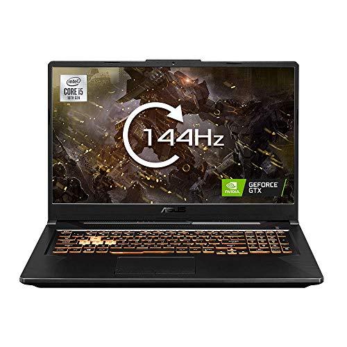ASUS TUF FX506LI Full HD 144Hz 15.6' Gaming Laptop (Intel i5-10300H, Nvidia...