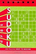 Sudoku Vol. 2 Puzzle Pad: Easy to Medium