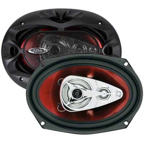 BOSS CH6940 De 4 vías 500W altavoz audio - Altavoces para coche...