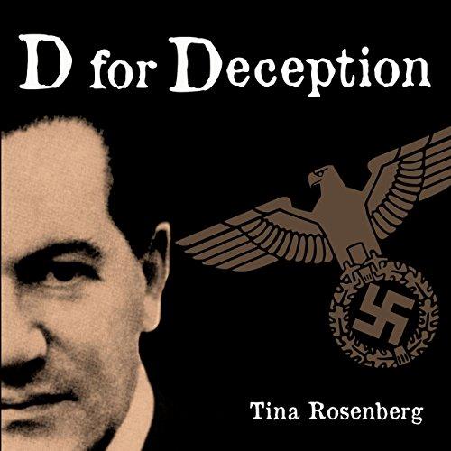 D for Deception cover art