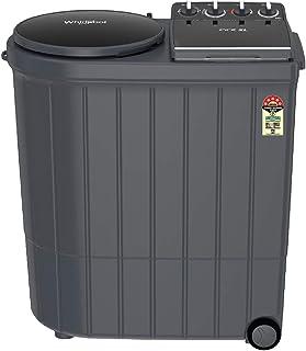 Whirlpool 10.5 Kg Semi-Automatic Top Loading Washing Machine (Ace XL 10.5 Heater, Grey)