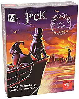 Mr. Jack in New York (B0002HYPHA) | Amazon price tracker / tracking, Amazon price history charts, Amazon price watches, Amazon price drop alerts
