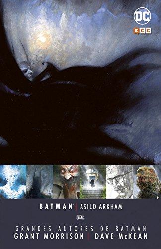 Grandes autores de Batman - Grant Morrison y Dave Mckean: Asilo Arkham (Cuarta edición)