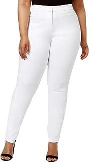 Alfani Plus Size Skinny Ankle Jeans
