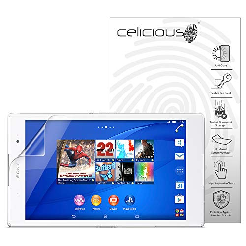 Celicious Matte Anti-Glare Screen Protector Film Compatible with Sony Xperia Z3 Tablet Compact [Pack of 2]