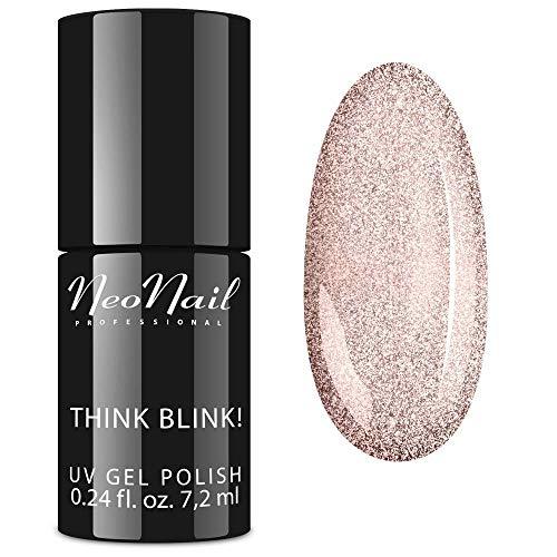 Neonail Think Blink UV-Hybrid-Nagellack, 7,2 ml, 6315 Shiny Rose