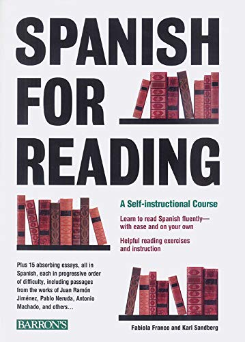 Spanish for Reading: A Self-Instructional Course...