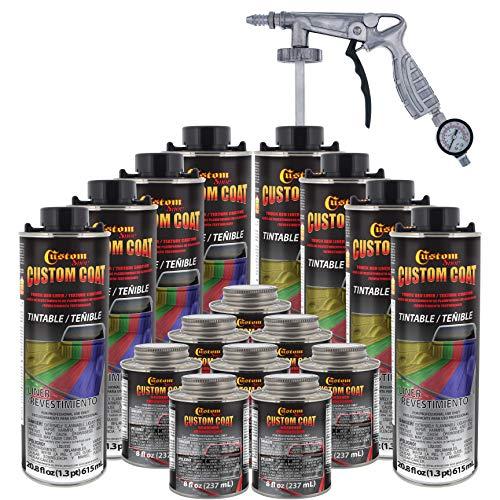 Custom Coat Tintable Urethane Spray-On Truck Bed Liner Kit