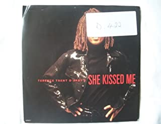 TERENCE TRENT D'ARBY She Kissed Me UK 7