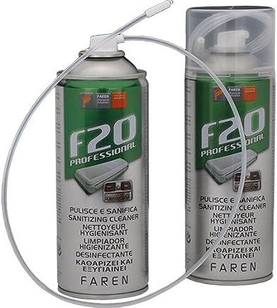 Faren 79794 IGIENIZZANTE Spray ML.400, Trasparente