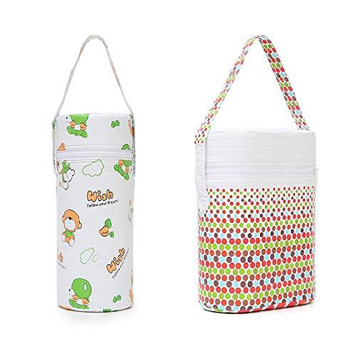 SHEDRWE Babyflaschenbox Muttermilch Isolierbeutel Flüssigkeit Warmer Beutel Muttermilch Gefrierbeutel Frisch versiegelter Beutel