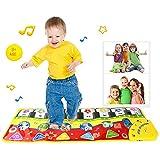Txyk Spiel berühren Tastatur, Klavier Matte Berührungsempfindliche Musikmatte Musikteppich Baby...