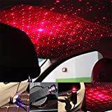 ZENUSS Car Star Light Roof auto rotating projector night light for car accessories And Flexible Light Decoration Lamp for Bedroom, Car, Party, Camping, walls, Ceiling Décor Lamp