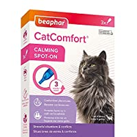 Contains pheromones; clinically proven to help calm, comfort and reassure cats, helping them settle quickly into their new routine Ideal for multi-cat households, helping to support harmonious living Promotes feelings of reassurance and safety Calms ...
