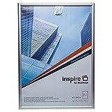 Hampton Frames SNAPA1S - Marco de fotos (65 x 85 x 2 cm), color plateado