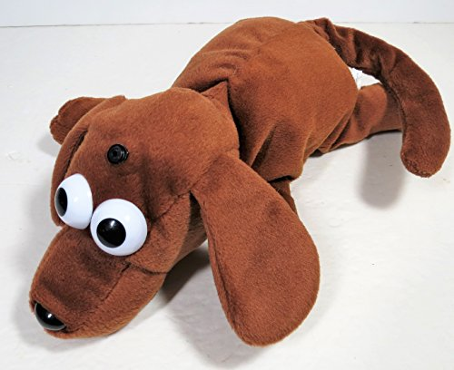 Westminster 12' Laughing (with Moving Mouth) Rolling Floppy Ear Brown Puppy Dog