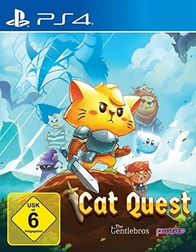 Cat Quest Standard - PlayStation 4 [Importación alemana]