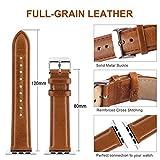 Zoom IMG-2 gerbgorb cinturino pelle vintage compatibile