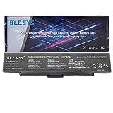 BLESYS 4400mAh batería VGP-BPL2 VGP-BPS2 VGP-BPS2A VGP-BPS2B VGP-BPS2C Compatible con la batería del portátil Sony Vaio VGN-C11C PCG-7Y1M PCG-7R2l VGN-FS515 VGN-S240 PCG-792L PCG-7D1M(Negro)