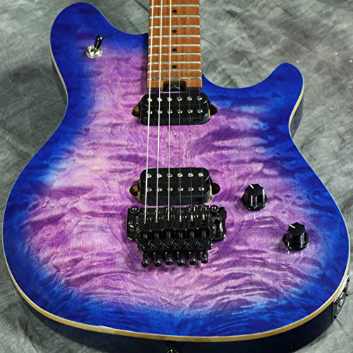 EVH Wolfgang WG Standard Quilt Maple (Northern Lights)