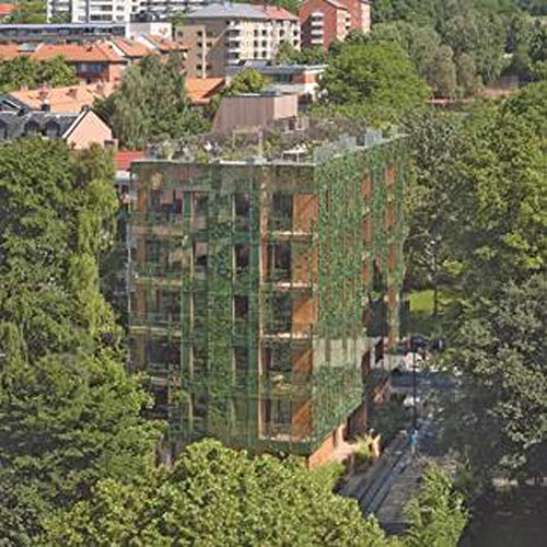 Sustainability in Scandinavia: Architectural Design and Planning