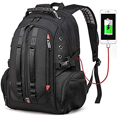 Large Laptop Backpack 17 inch Durable XL Heavy ...