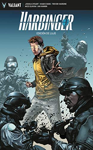 Harbinger Edición de lujo 1 (Valiant - Harbinger)