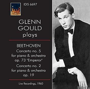 Glenn Gould Plays Beethoven (Live)