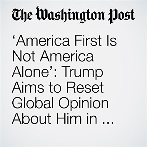 'America First Is Not America Alone': Trump Aims to Reset Global Opinion About Him in Davos copertina